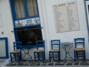 Paros, Grecia