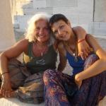 Heleni and me