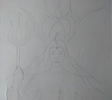 shiva pencil part