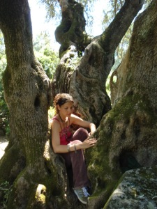 mother tree and me
